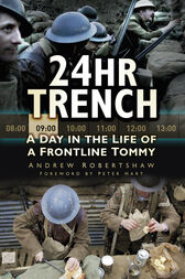 24hr Trench by Andy Robertshaw