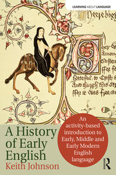 The History of Early English by Keith Johnson