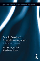 Donald Davidson's Triangulation Argument