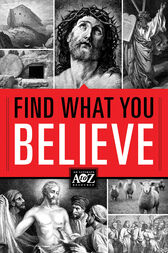 Find What You Believe by Thomas Nelson