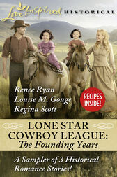 A Family For The Rancher (Mills & Boon Love Inspired Historical) (Lone Star Cowboy League: The Founding Years, Book 2) by Louise M. Gouge