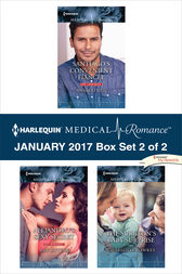 Harlequin Medical Romance January 2017 - Box Set 2 of 2 by Annie O'Neil