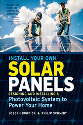 Install Your Own Solar Panels by Joseph Burdick