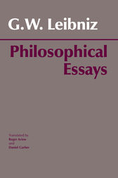 Leibniz: Philosophical Essays