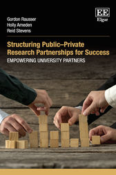 Structuring Public–Private Research Partnerships for Success by Gordon Rausser