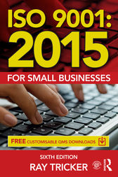 Iso 90012015 for small businesses ebook by ray tricker iso 90012015 for small businesses by ray tricker buy this ebook fandeluxe Image collections