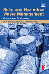 Solid and Hazardous Waste Management: Science and Engineering