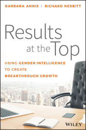 Results at the Top by Barbara Annis