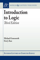 Introduction to Logic by Michael Genesereth
