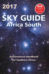Sky Guide  Africa South – 2017 by Astronomical Society of Southern Africa