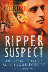 Ripper Suspect by D. J. Leighton