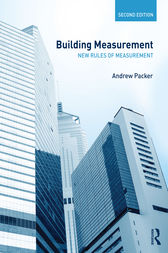 Building Measurement by Andrew D. Packer