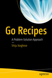 Go Recipes by Shiju Varghese
