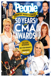 PEOPLE 50 Years of the CMA Awards by The Editors of PEOPLE