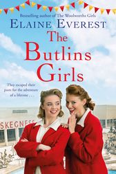 The Butlins Girls by Elaine Everest