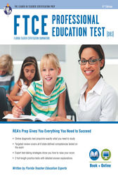 FTCE Professional Ed (083) Book + Online by Erin Mander