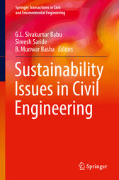Sustainability Issues in Civil Engineering by G.L. Sivakumar Babu