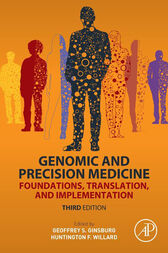 Genomic and Precision Medicine by Geoffrey S. Ginsburg