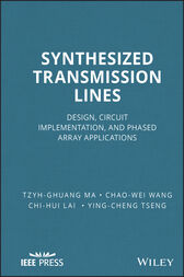Synthesized Transmission Lines by Tzyh-Ghuang Ma