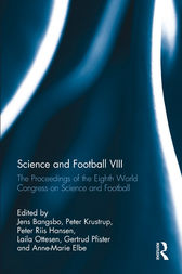 Science and Football VIII by Jens Bangsbo