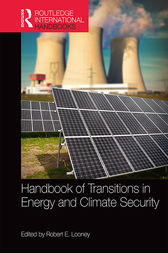 Handbook of Transitions to Energy and Climate Security by Robert E. Looney