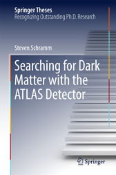 Searching for Dark Matter with the ATLAS Detector by Steven Schramm