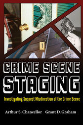 CRIME SCENE STAGING by Arthur S. Chancellor