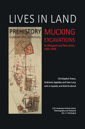 Lives in Land – Mucking excavations by Christopher Evans