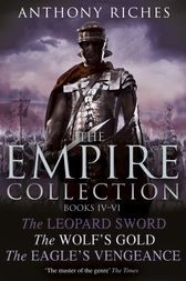 The Empire Collection Volume II by Anthony Riches