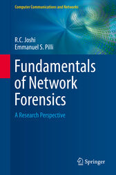 Fundamentals of Network Forensics by R.C. Joshi