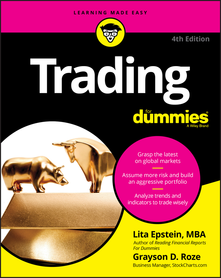 Download Ebook Trading For Dummies (4th ed.) by Lita Epstein Pdf