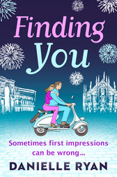Finding You by Danielle Ryan