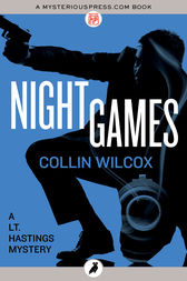 Night Games by Collin Wilcox
