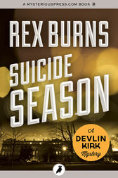 Suicide Season by Rex Burns