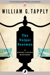 The Vulgar Boatman by William G. Tapply