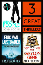 3 Great Thrillers by Eric Van Lustbader