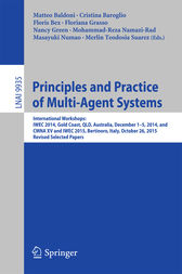 Principles and Practice of Multi-Agent Systems by Matteo Baldoni