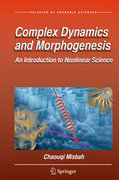Complex Dynamics and Morphogenesis by Chaouqi Misbah