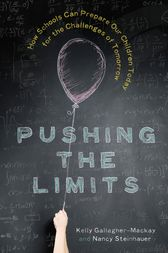 Pushing the Limits by Kelly Gallagher-Mackay