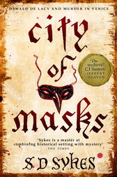 City of Masks by S Sykes