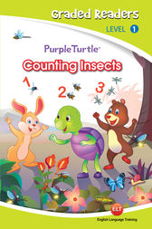 Counting insects (Purple Turtle, English Graded Readers, Level 1) by Cari Meister