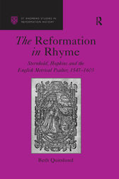The Reformation in Rhyme by Beth Quitslund