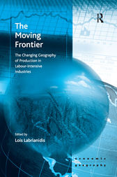 The Moving Frontier by Lois Labrianidis