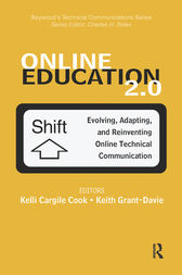 Online Education 2.0 by Kelli Cargile Cook