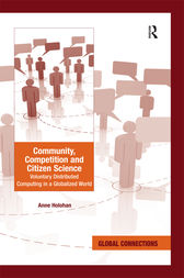 Community, Competition and Citizen Science by Anne Holohan