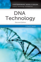 DNA Technology: A Reference Handbook, 2nd Edition by David Newton
