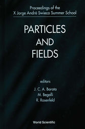 Particles and Fields by J. C. A. Barata