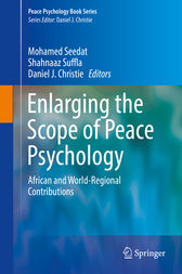 Enlarging the Scope of Peace Psychology by Mohamed Seedat