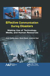 Effective Communication During Disasters by Girish Bobby Kapur