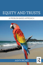 Equity and Trusts by Judith Riches